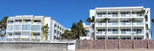 Playa Bonita hotel from the Beach in Rocky Point Mexico (Puerto Penasco).