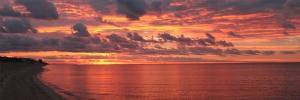 Sunrise in Rocky Point Mexico (Puerto Penasco).